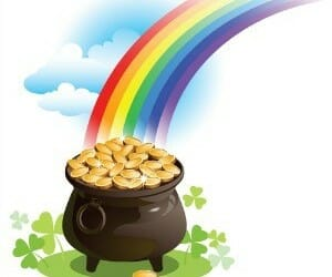 Find Your Pot of Gold Special!